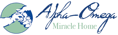 Fab Finds visit to The Alpha-Omega Miracle Home (AOMH) thrift store