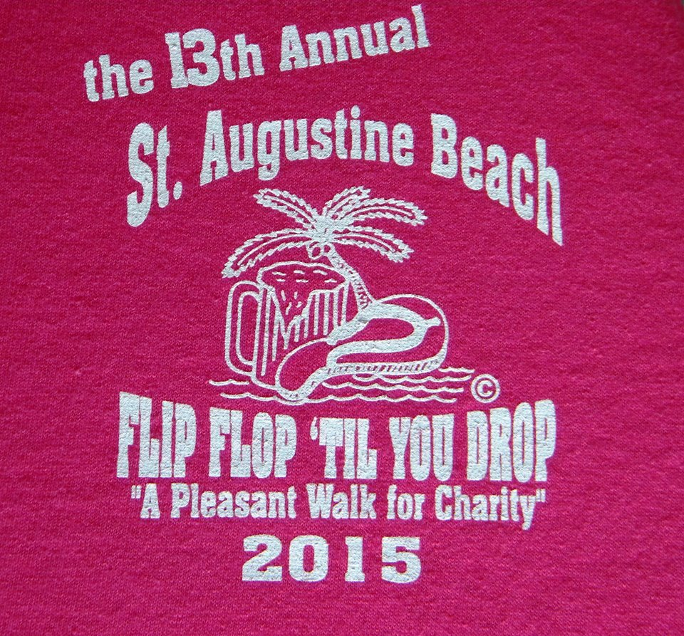13th Annual Flip Flop 'Til You Drop