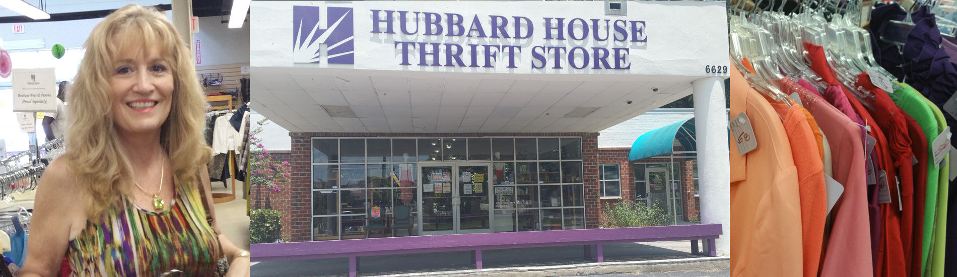 Fab Finds! @ Hubbard House Thrift Store