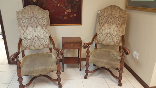 Fab Finds Palm Coast Restore Chairs
