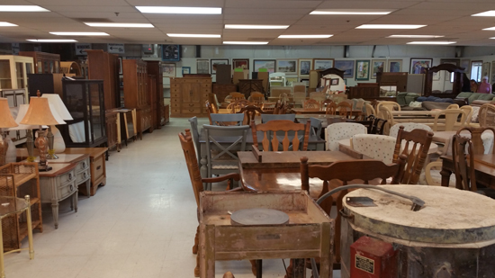 Fab Finds Palm Coast Restore Inside Store